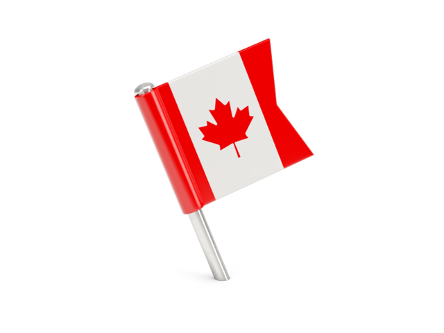 Button Flag Canada Icon, PNG ClipArt Image | IconBug.com