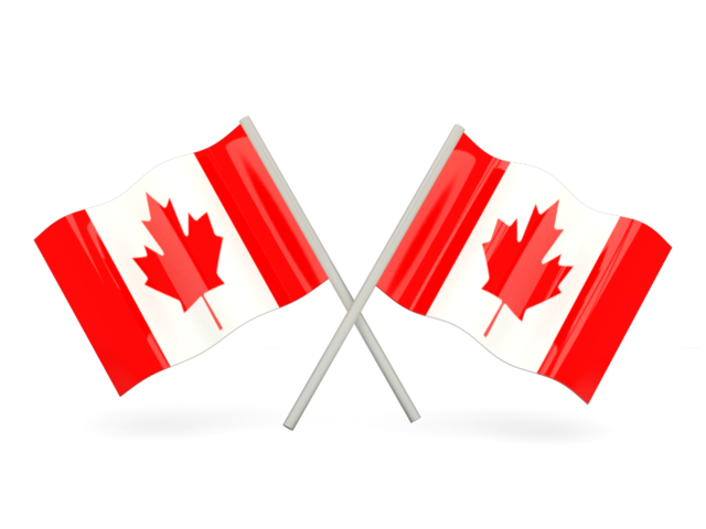 Canada, canadian, flag, location, map, pin, pointer icon | Icon