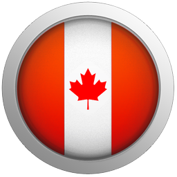 Canada flag icon - country flags