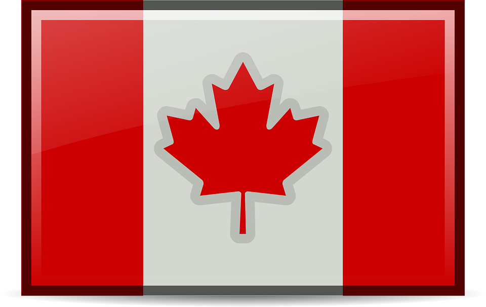 Canada Flag Icon transparent PNG - StickPNG