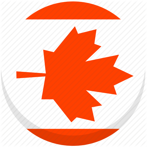 Download CANADA FLAG Free PNG transparent image and clipart