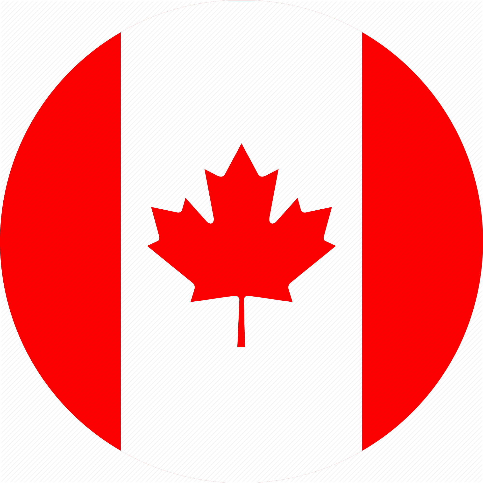 Flag Icons of Canada | 3D Flags - Animated waving flags of the