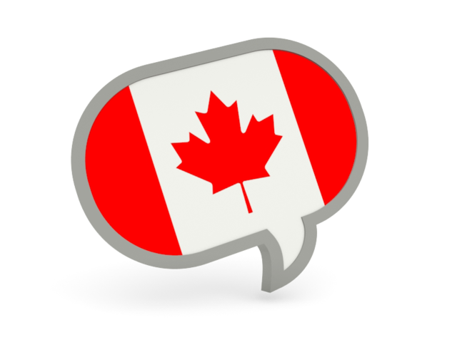 Canada flag, circle, flag, national icon | Icon search engine