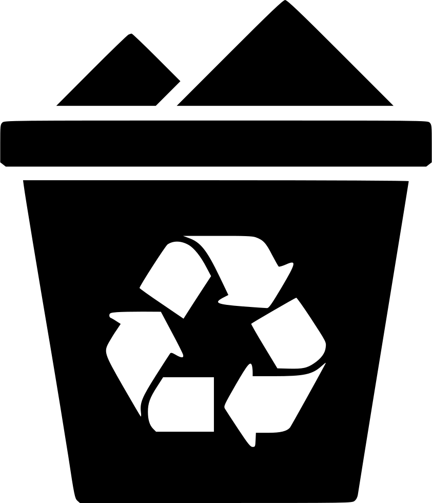 Clip art,Font,Illustration,Black-and-white,Recycling,Waste containment,Graphics,Logo,Symbol,Icon,Waste container,Square