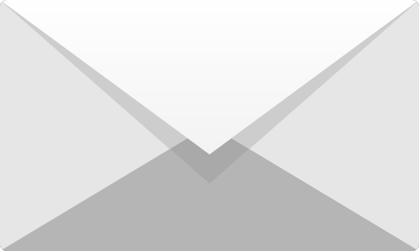 Mail Icon - White on Black Icons PNG - Free PNG and Icons Downloads