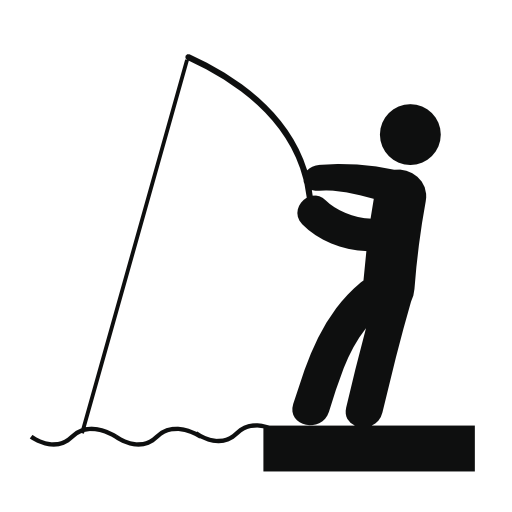 Fishing icons | Noun Project